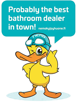 Probably the best bathroom dealer in town!